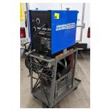 Chicago Electric Dual Mig Welder 171 on Cart w/