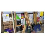 Large Lot of Various Chemicals and Paint