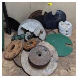 Lot of Manhole Covers