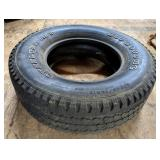 Firestone Steeltex A/T Tire Size LT245/75R16.
