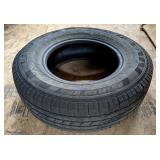 Radial Cooper Tires Size LT245/75R16. Bidding on