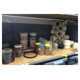 PVC Pipe Joints, Black Swan Pipe Lubricant,