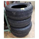 Nitro Terra Grappler Tires Size 275/65R18