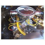 350 Olds Engine Custom