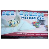 Ice Cram set