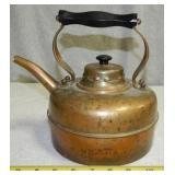 B2  Copper Tea Kettle