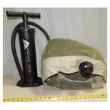 B3  Air Mattress and Pump