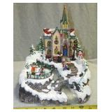 B3  Christmas Animated Church