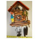 B3  Cuckoo Clock