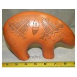 S Western Carved Pottery