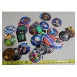 B4   Obama Pins