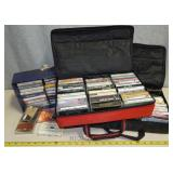 C2  Cassette Tapes and cases