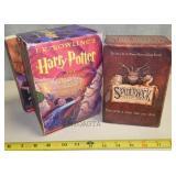 C2  Harry Potter and Spiderwick  Books