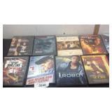 D4 9 DVD movies