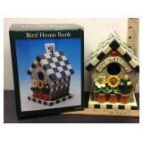 E3 BIRD HOUSE BANK