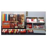 E3 VINTAGE LEGOS, FROM 1960
