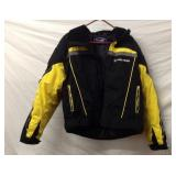 E3 POLARIS PURE SPEED SNOWMOBILE JACKET, MENS SIZE