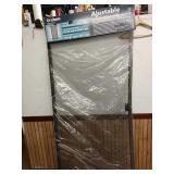 Ke Gresham adjustable sliding patio screen door