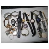 Large lot of watches and more