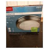 M3 utilitech decorative ventilation fan with LED
