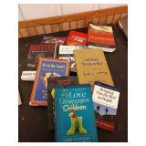 M3 lot of books