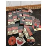 M4 lot of leadership DVDs