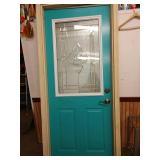 R14 32in exterior door left handed