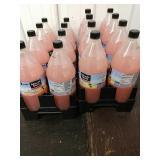 H2 16 2 L of minute maid pink lemonade