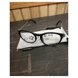 M4 pair of reading glasses