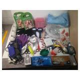 Assorted merchandise lot