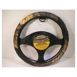 Kings woodland camo steering wheel cover