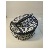 Kitchen rite round insulated carrying bag