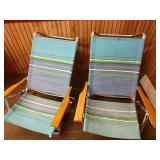 J2 two beach chairs