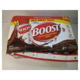 24 bottles of boost rich chocolate complete