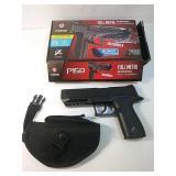 Crosman full metal semi-auto BB pistol