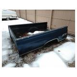 Os4 1998 Chevy Z71 truck box little rust 8 foot