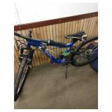 Blg2 Mongoose Ledge 21 21-Speed Bike
