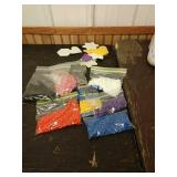 M5 lot of perler beads iron bead crafts