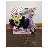 Q1 Powerpuff girls mojo Jojo toy