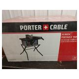 K1 Porter-Cable 10 inch portable table saw