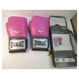 Everlast pro-style training gloves 12 oz