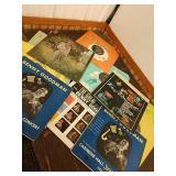 Q1 lot of assorted vinyl records