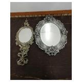 Q1 2 decorative mirrors