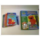 Sesame Street quiz it pen set - Works