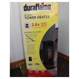 K2 duraflame infragen tower heater 11 in wide 10