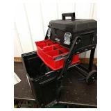 K2 tool box with wheels