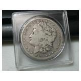 Key date 1892 S silver Morgan dollar