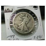 Better date 1918 S silver walking liberty