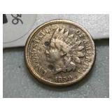 Better date 1859 Indian Head cent
