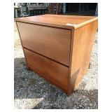 ZN two drawer filing cabinet 29 in wide 20 in